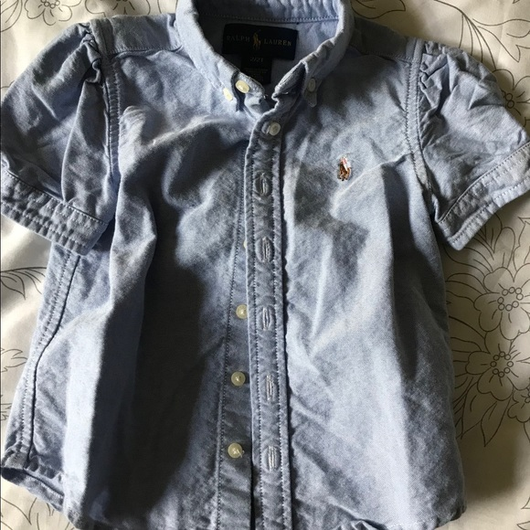 Ralph Lauren Other - Ralph Lauren Girls Button Down